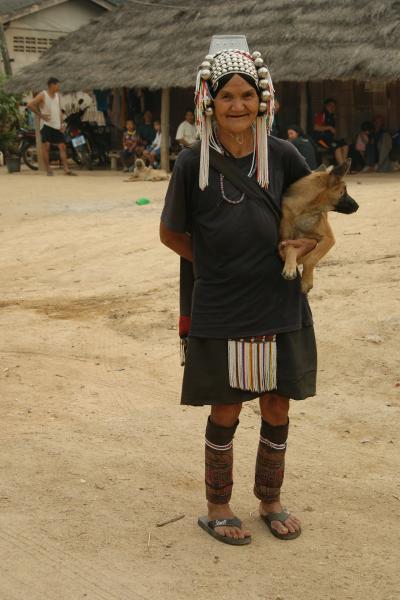 チェンマイ徒然草 其の二百四十七 村の風景