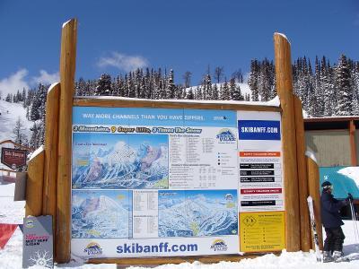まだまだシーズン!カナダスキー ?