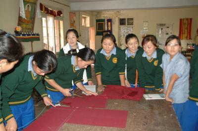 亡命チベット人の学校を尋ねて(4)
