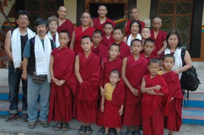 亡命チベット人の学校を尋ねて(6)