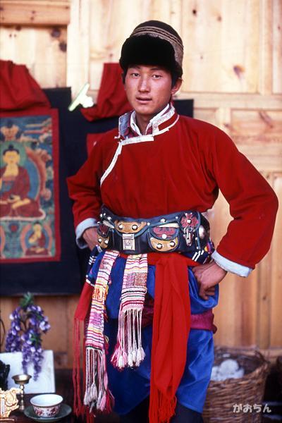 瀘沽湖・左所の蒙古族と出会う~雲南をゆく1990 (10)