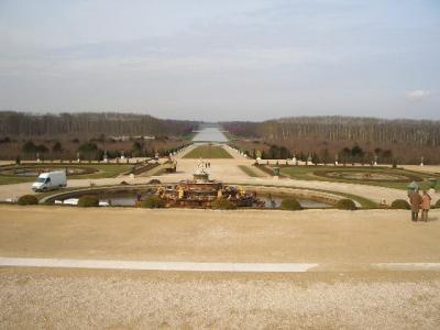 III 卒業旅行 バルセロナ・ローマ・パリ(⑫ヴェルサイユ宮殿・パリ)