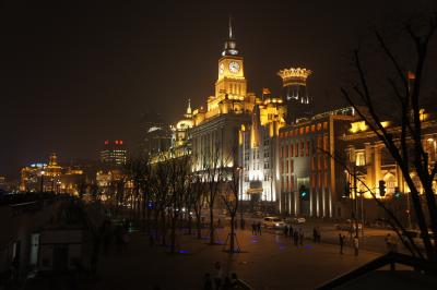 o(^▽^o)上海(o^▽^)oちょっとそこまで上海・蘇州 夜景編