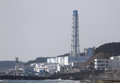 福島原子力発電所10キロ圏内。建屋から1.5kmまで近づいた