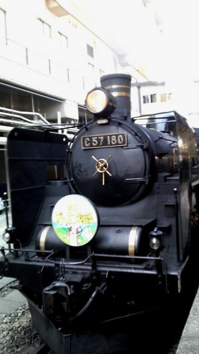2010 MAY 森と水とロマンの鉄道 SLばんえつ物語 (上)新潟駅~&車内