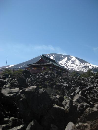 2011.4.17 絶景浅間山と北軽井沢+軽井沢観光♪(2日目)