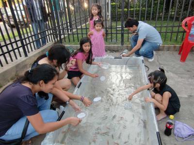 東日本大震災の被災支援を目的とした地球の裏−ボリビア国で親善フェスティバルが開催された