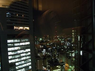 Darlin's Birthdayは灯りの消えた東京タワーを見ながら。。。汐留