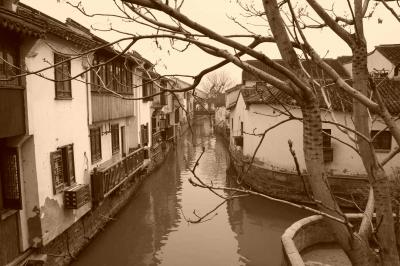 o(^▽^o)上海(o^▽^)oちょっとそこまで上海・蘇州 東洋のベニス?編
