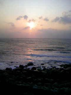 糸島半島 山と海