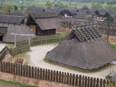 ☆弥生の文化に思いをはせる「吉野ヶ里遺跡」
