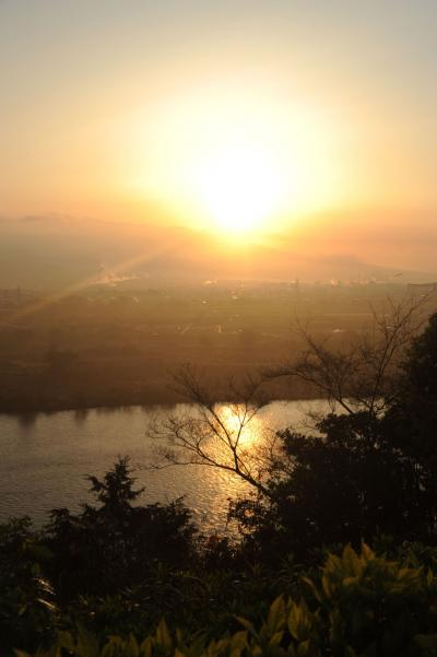 日の出・富士川SAにて
