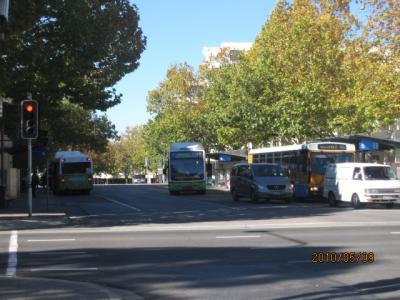 『燃える大地』<ゴンドワナの大陸を旅して>(195)Canberra City.