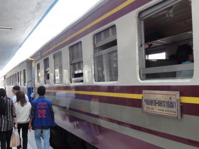 ラオス・ビエンチャンへ鉄道の旅5(バンコクへ戻ろう)