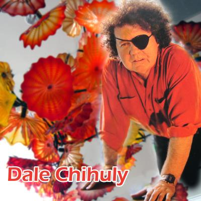 Dale Chihuly    デール チフリー