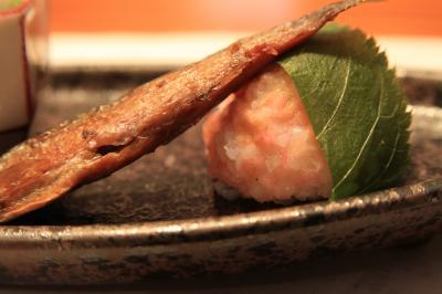 ○ 伝統的京料理とフランス料理の調和 「佐近」 2回目
