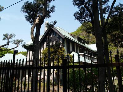 鎌倉旧華頂宮邸-2011年春