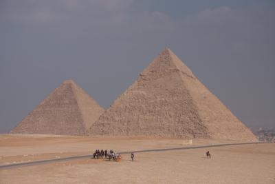 ピラミッド、ピラミッド、ピラミッド