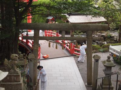 奈良天河の天河神社、龍泉寺、五代松鍾乳洞、秘仏そして人の親切さ