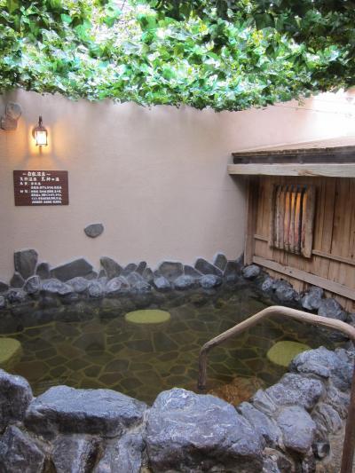 本格天然温泉が大阪の真ん中に!!