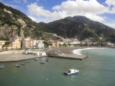 ヨーロッパをぐるりと巡る、一人旅。 ~ vol.7 アマルフィ(イタリア)