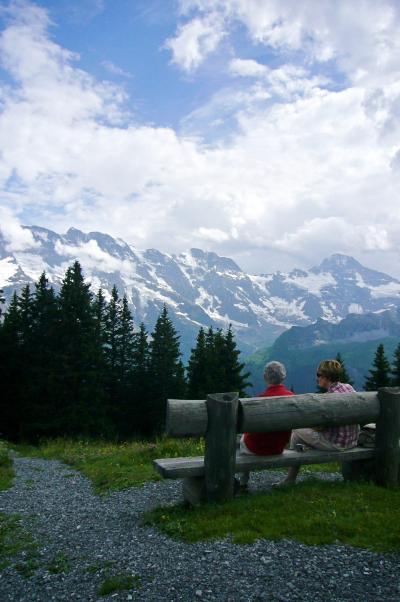 2010 スイスの旅~ アルメントフーベルへ ~3日目その11