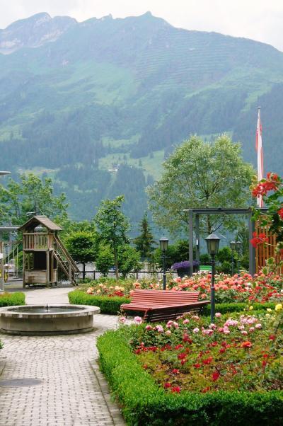 2010 スイスの旅~ ミューレンからウェンゲンへ移動 ~3日目その14