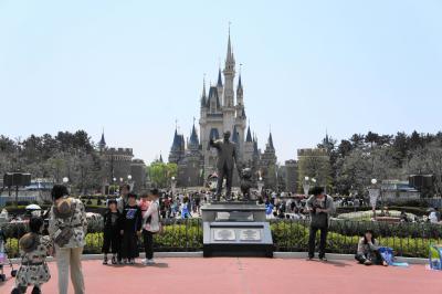 GW子連れ東京ディズニーランドへの旅 その② -東京ディズニーランド編-