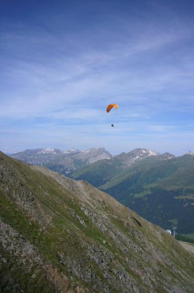 2010 スイスの旅~ ダボス ヤコブスホルンヘ ~5日目その2