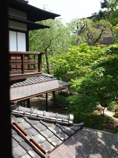 大正の和洋折衷建築・旧安田楠雄邸を訪れる