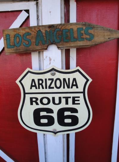 ルート66を進め! アリゾナ写真館