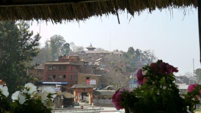 カトマンドゥ盆地 世界遺産巡り(2) チャング・ナラヤン(Changu Narayan)とマウンテン・フライト
