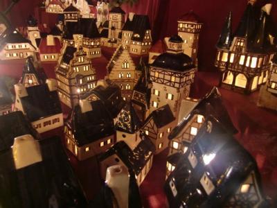 (作成中)【冬のドイツ】クリスマスマーケットめぐり ~成田~フランクフルト~ハイデルベルク