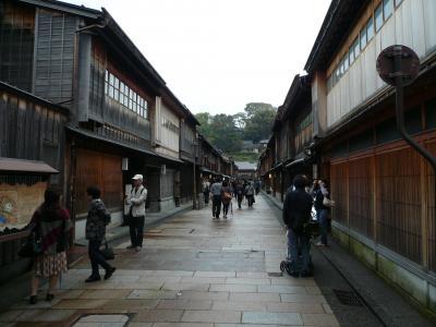 金沢の旅 ひがし茶屋街