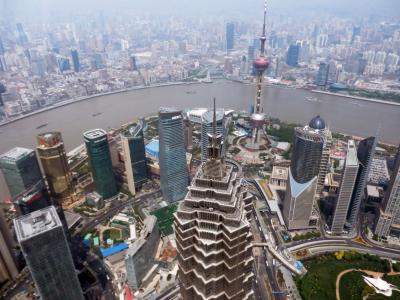 上海ぶらり2011年GW2泊3日ファミリー旅行