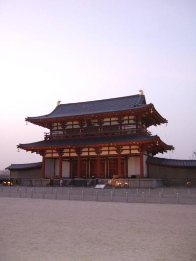 奈良(住吉大社&平城京)