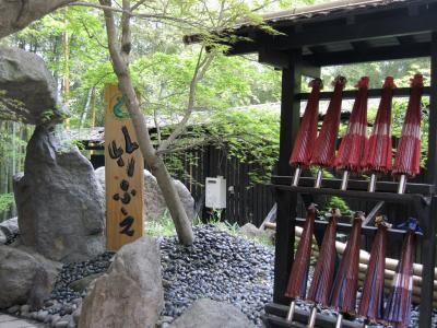 白川温泉 【竹ふえ】に泊まりたいっ!