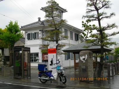 中山道(関ヶ原>鵜沼)(犬山を含む)