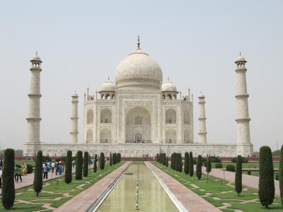 インド【インド1-アグラ】