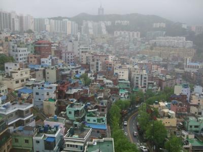 子連れで釜山への船旅+唐津と波戸岬のキャンプ その3  釜山散策とニューカメリア復路