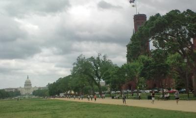 海外初一人旅しようという方にお勧めの旅行記です!ワシントンDC&ニューヨーク(1)ワシントンDC・モール編