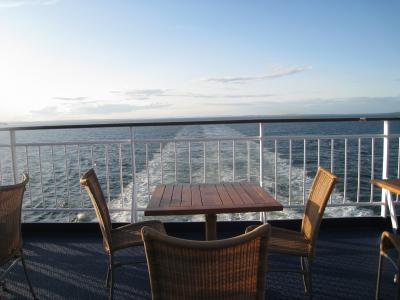2009年7月 北欧8泊10日 Part12(DFDSクルーズ)