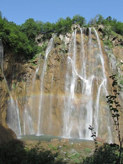 クロアチア縦断 ドライブ旅行記 8日目 プリトヴィッツェ編②下湖群1