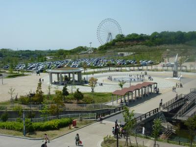 子供の日 愛地球博記念公園で遊ぶ♪