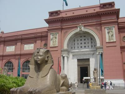 女3人、エジプト・ギリシャ8日間*6日目~帰国*