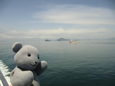 01柳井・松山フェリーの旅2011(プチ松山の旅その1)