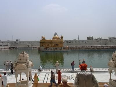 GW・インドへ軽く旅行 * アムリトサル