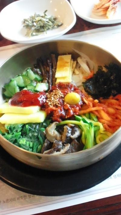 ビビンバと冷麺の日