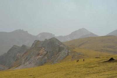 チベット、ラサへ  1 成田~青蔵鉄道1