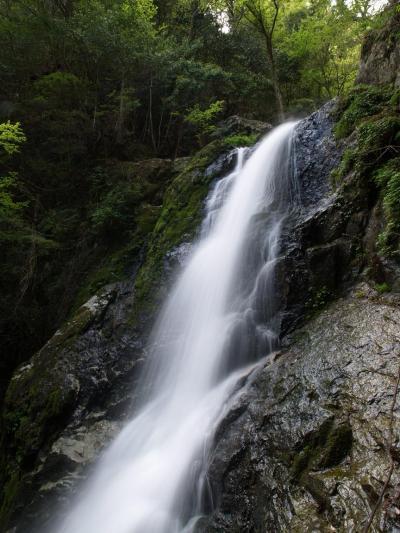 滝メグラーが行く119 宍粟市山崎町の滝めぐり 比地の滝と延ヶ滝
